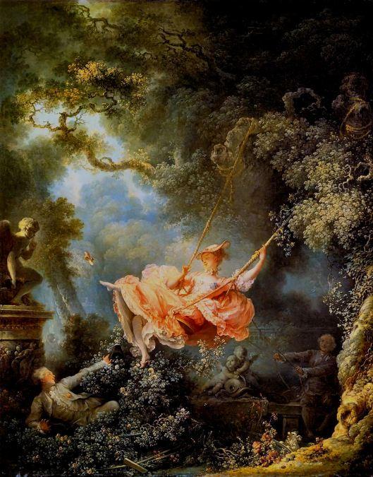 Fragonard - O Balouço II 1767