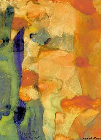 Gerhard Richter -Profil Profile 1997