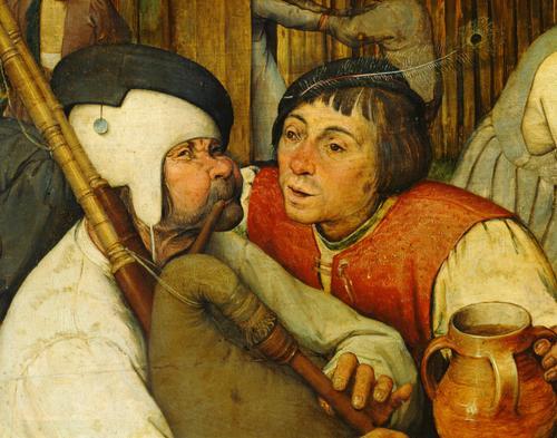 Bruegel - danças camponesas 1