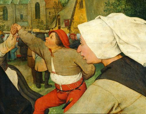Bruegel - danças camponesas 4