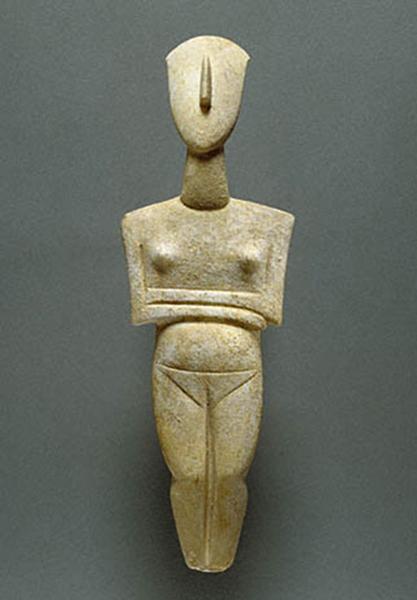 Cíclades 2400 BC A