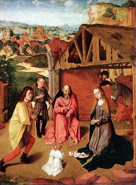 DAVID, Gerard 1490