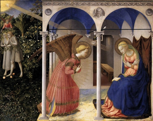 Fra Angelico (1400-1455) Altar do PradoA