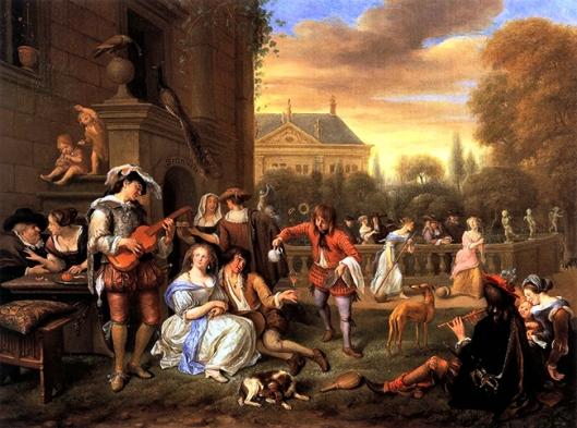 Garden Party 1677 A1