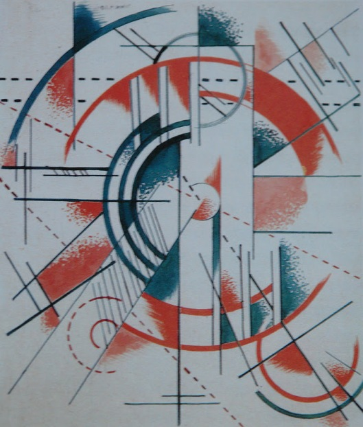 Lyubov Popova, Space Force Construction1