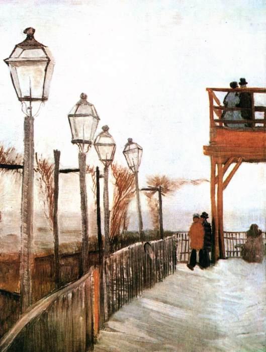 Montmartre 1886