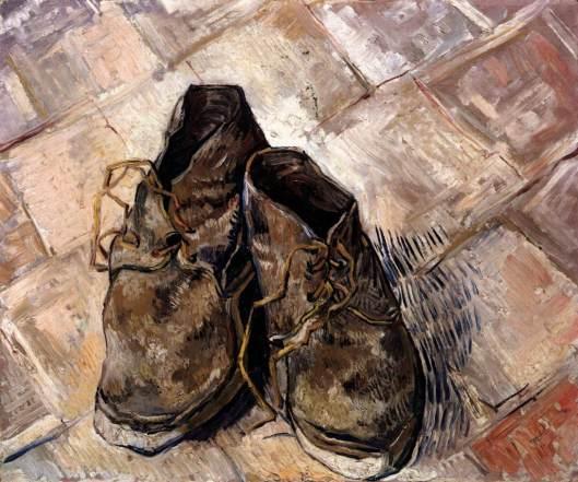 Par de sapatos 1888