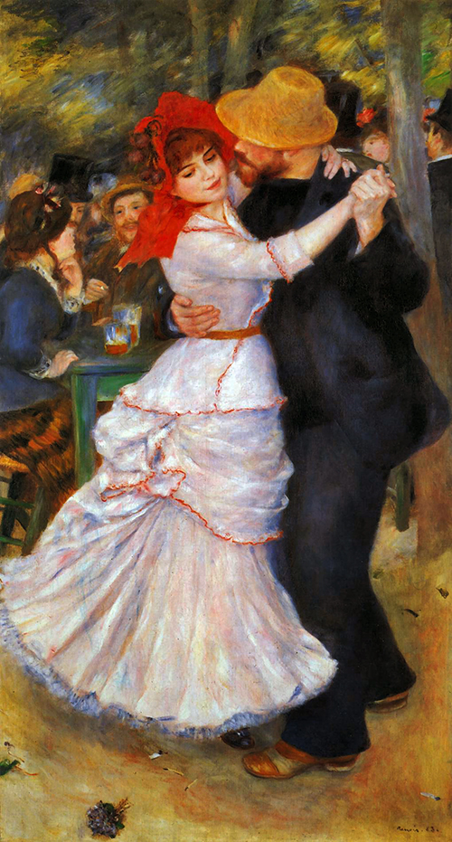 Renoir - Dance at Bougival 1883 A1