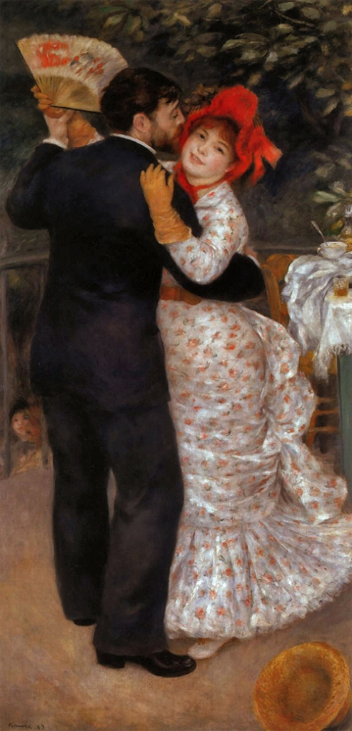Renoir - Dance in the Country 1883 A1