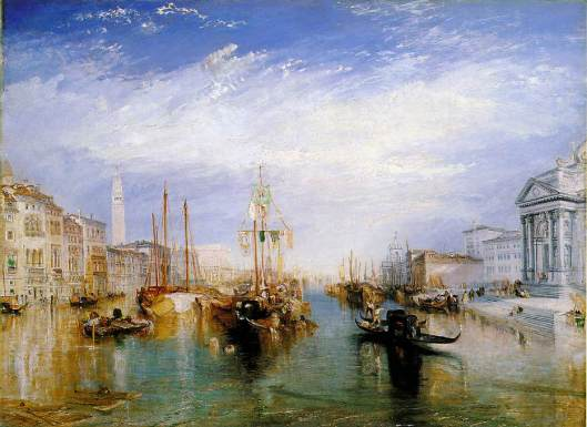 Turner grand-canal
