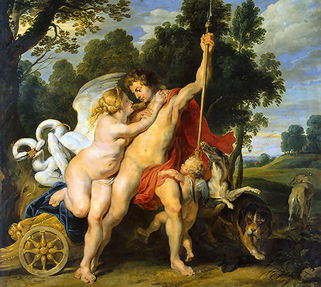 rubens-1614-Venus_and_Adonis-ErmitazA
