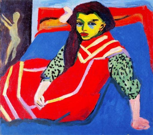 Ernst Ludwig Kirchner (German, 1880–1938) 21