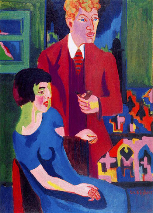 Ernst Ludwig Kirchner (German, 1880–1938) 30