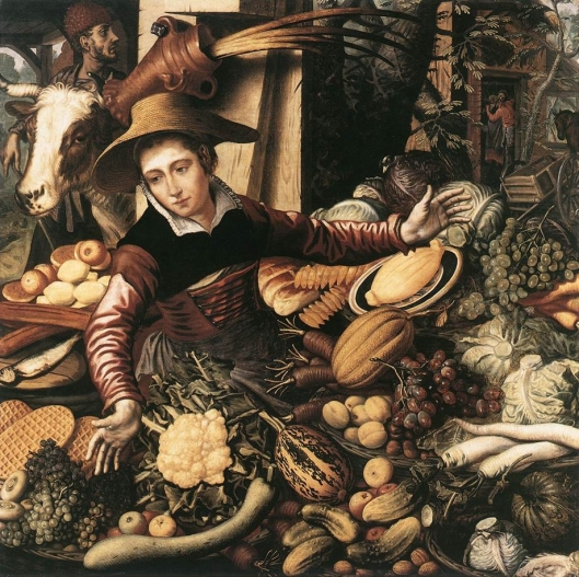 Aertsen_Pieter-Market_Woman_with_Vegetable_Stall