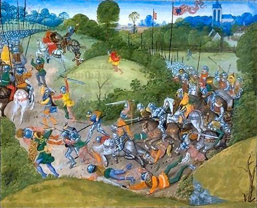 Batalha Aljubarrota