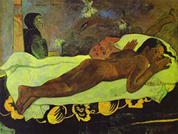 Gauguin_Paul-The_Spirit_of_the_Dead_Keep_Watch 200px
