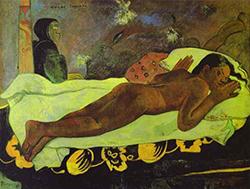 Gauguin_Paul-The_Spirit_of_the_Dead_Keep_Watch 200px