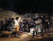 Goya - Os fusilamentos 175px