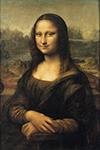 Leonardo da Vinci - Mona Lisa100px