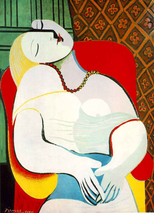 Pablo Picasso - O sonho