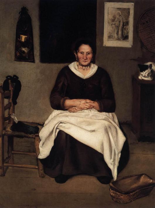 Puga_Antonio-Old_Woman_Seated