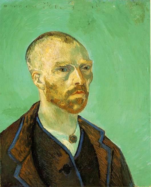 1888 Setembro  - dedicado a Gauguin
