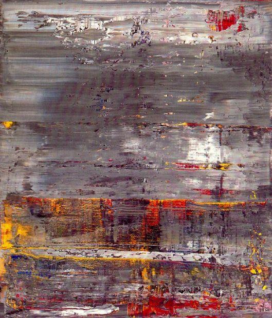 Gerhard Richter Abstracção 1990 (2)