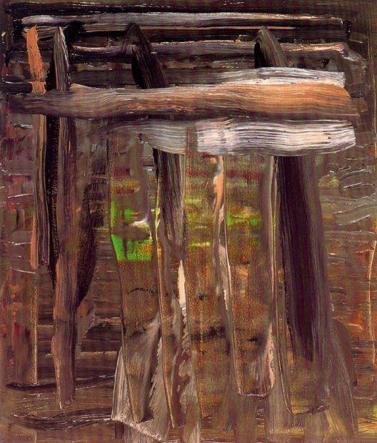 Gerhard Richter Abstracção 1993 (2)