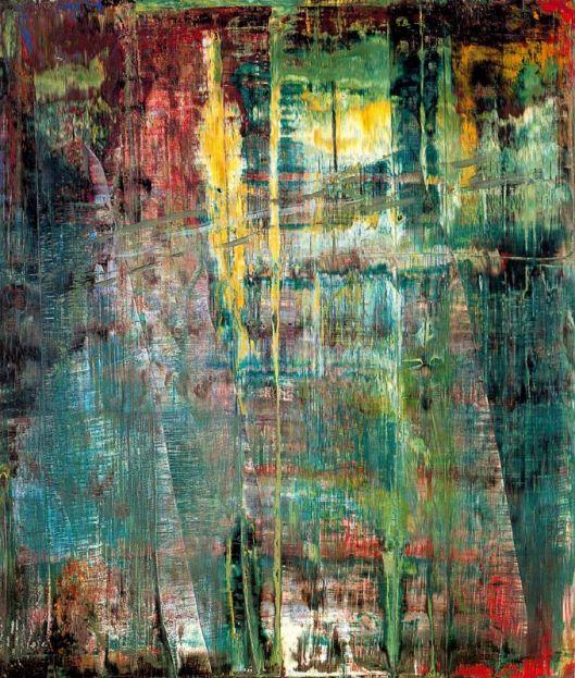 Gerhard Richter Abstracção 1994 (2)