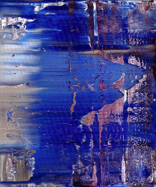 Gerhard Richter Abstracção 1995 (3)