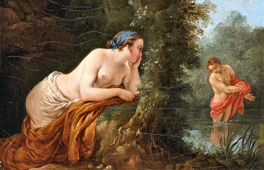 Lagrenee - Echo e NarcisusA