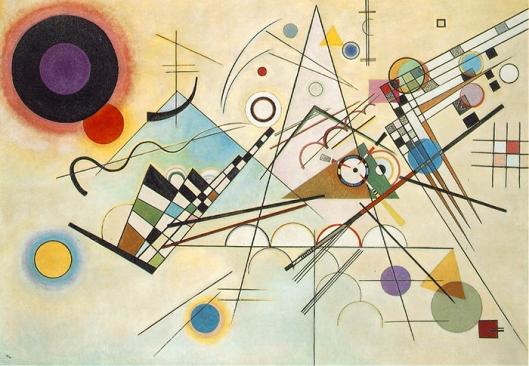 Kandinsky Composição VIII