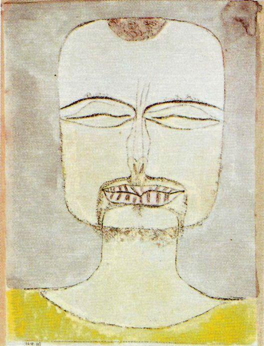 Paul Klee - Ensimesmamento 1919