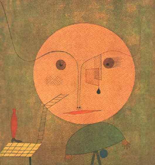 Paul Klee - Erro em verde 1939