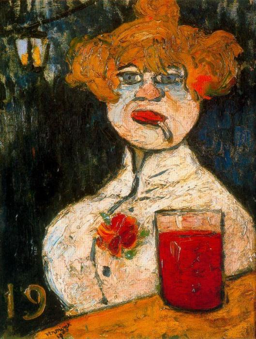 Vlaminck_Maurice_de-The_Bar 1900