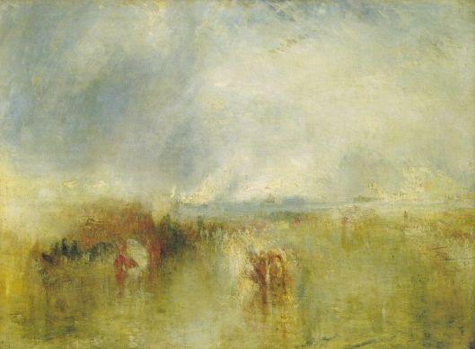 Turner procession