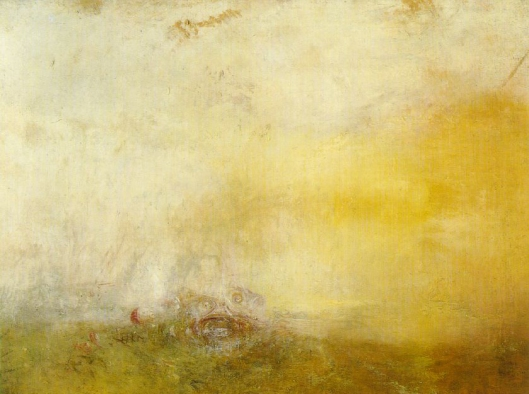 Turner sea-monsters