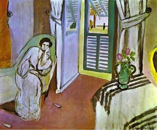 Matisse - janela 2