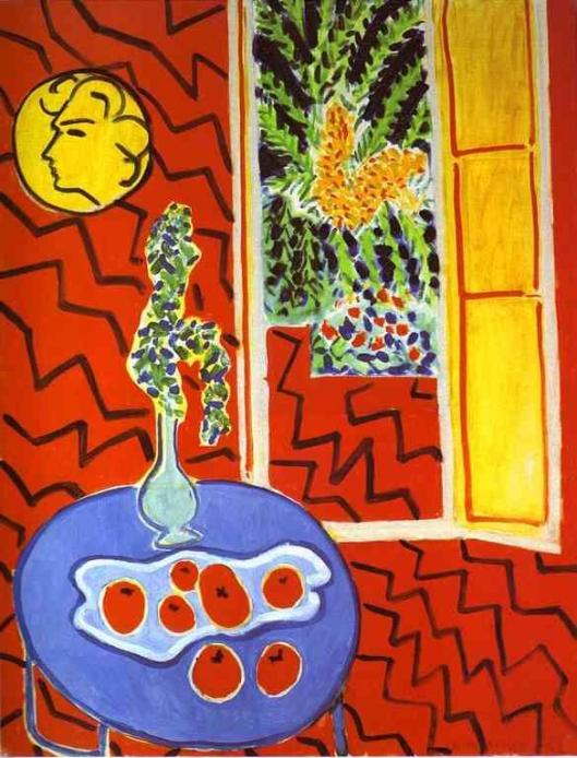 Matisse - janela 3