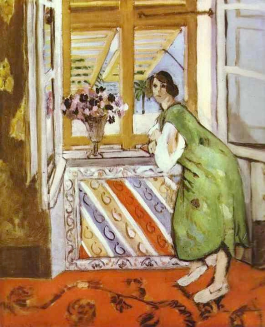 Matisse - janela 4