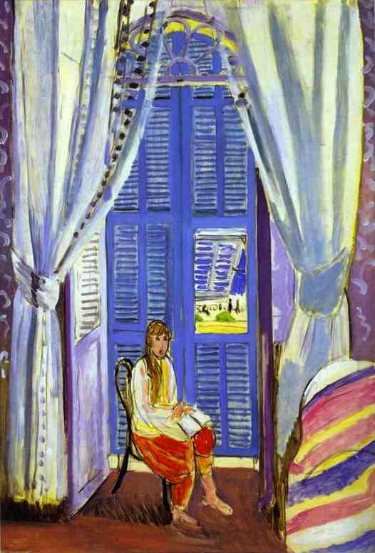 Matisse - janela 5