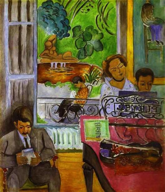 Matisse - janela 6