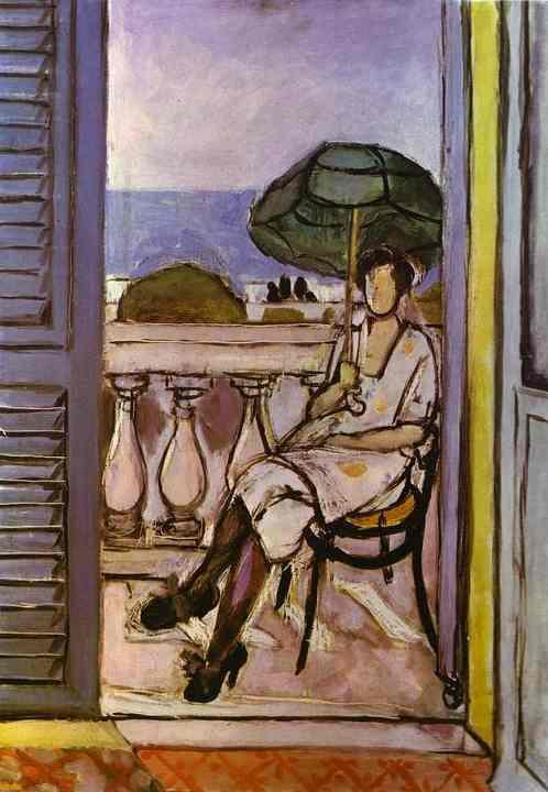 Matisse - janela 7