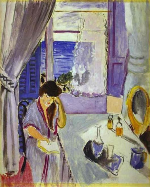 Matisse - janela 8