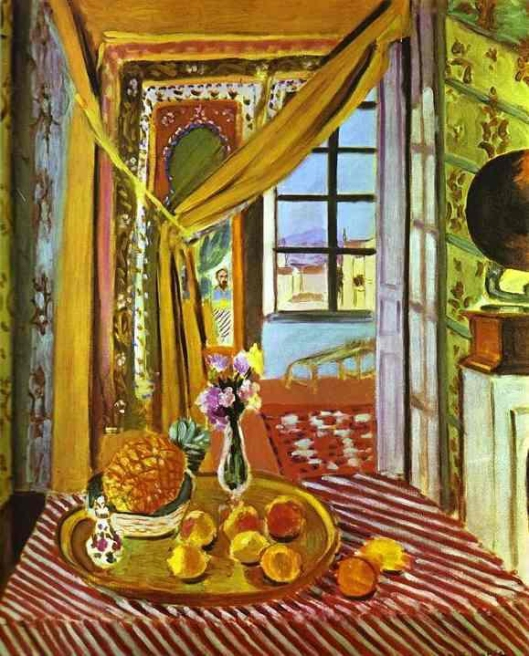 Matisse - janela 9