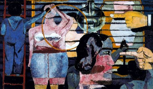 Tamayo Rufino - Anuncio de cortesia 1934