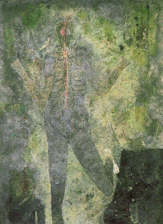 Tamayo Rufino - Fantasma 1982