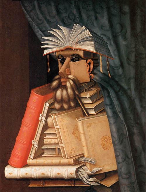 Arcimboldo - O homem dos livros