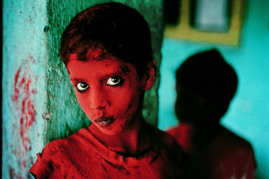 Steve McCurry 14 - INDIA