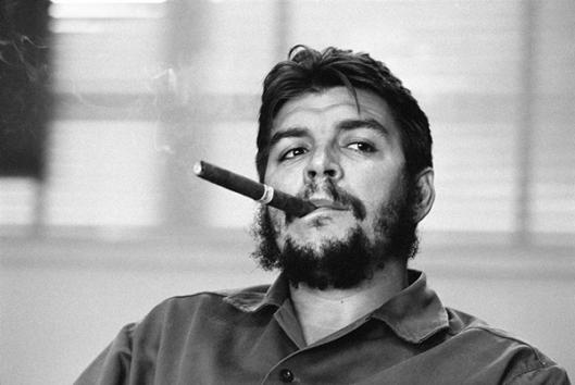 René Burri (1933-2014) - Che Guevara 600px